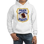 Bedford Mass Police Hooded Sweatshirt