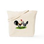 Dutch Cream Light Brown Banta Tote Bag