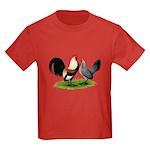 Dutch Cream Light Brown Banta Kids Dark T-Shirt