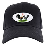 Dutch Cream Light Brown Banta Black Cap