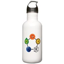 Five Elements Sports Water Bottle