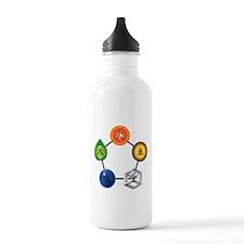 Five Elements Water Bottle