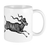 Greater Kudu Mug