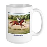 Secretariat Coffee Mug