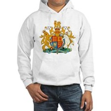 British Coat of Arms Hoodie
