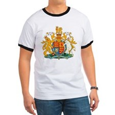 British Coat of Arms T