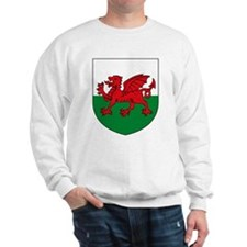 Welsh Coat of Arms Sweatshirt