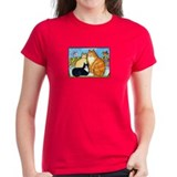 DANTE &amp;amp; FRIENDS Women's T-Shirt (4 Colors)