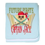 Captain Jace Infant Blanket