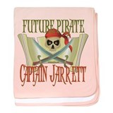 Captain Jarrett Infant Blanket