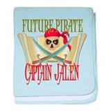 Captain Jalen Infant Blanket