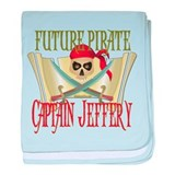 Captain Jeffery Infant Blanket