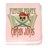 Captain Jonas Infant Blanket