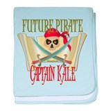 Captain Kale Infant Blanket