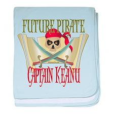 Captain Keanu Infant Blanket