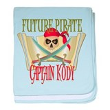 Captain Kody Infant Blanket