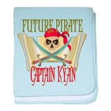 Captain Kyan Infant Blanket