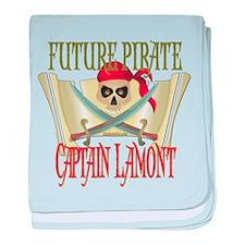 Captain Lamont Infant Blanket