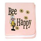 Bee Happy Infant Blanket