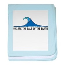Salt of the Earth - Infant Blanket
