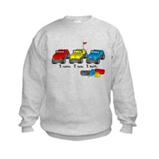 I Came. I Saw. I Built. Sweatshirt