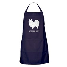 German Spitz Apron (dark)