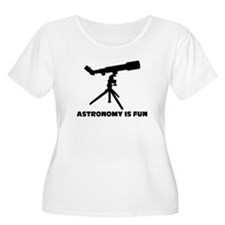 Astronomy is fun T-Shirt