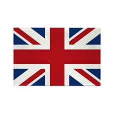 United Kingdom Union Jack Flag Rectangle Magnet