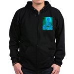 Ladder to Haven Zip Hoodie (dark)