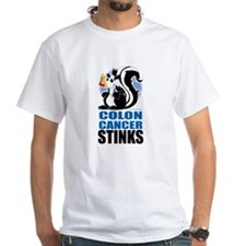 Colon Cancer Stinks Shirt