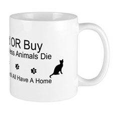 Unique Spay neuter Mug