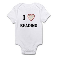 I Love School Shirts Gifts Infant Bodysuit