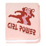 Girl Power Infant Blanket