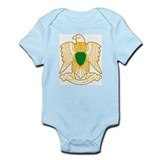 Libya Coat of Arms Infant Creeper