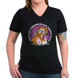 Support Fibromyalgia Cat Shirt