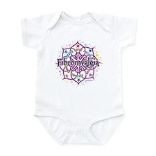 Fibromyalgia Lotus Infant Bodysuit