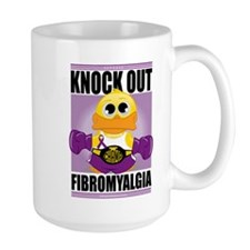 Knock Out Fibromyalgia Mug
