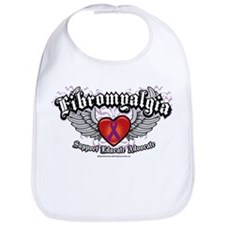 Fibromyalgia Wings Bib