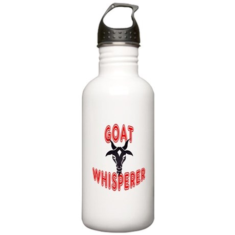 Goat Whisperer Stainless Water Bottle 1.0L