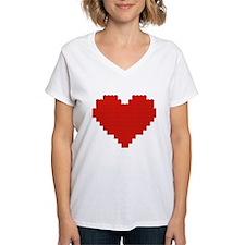 I heart building blocks Shirt
