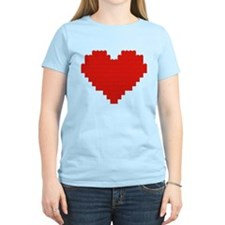 I heart building blocks T-Shirt