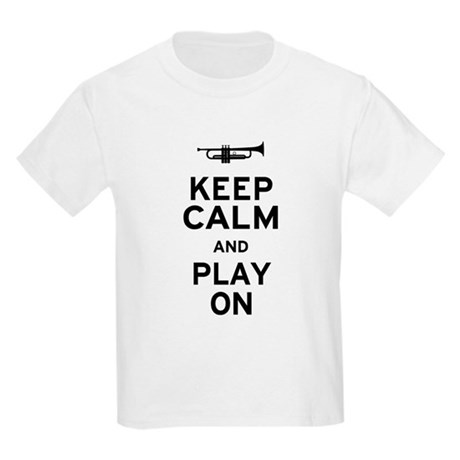 Keep Calm Kids Light T-Shirt