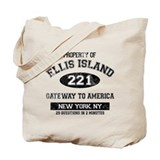 Ellis Island Tote Bag