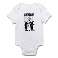Anti Authority Infant Creeper