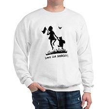 Long Live Anarchy Sweatshirt