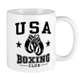 USA Boxing Coffee Mug