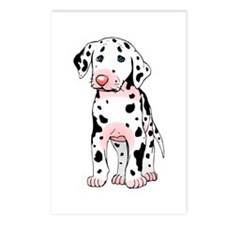 Dalmatian Puppy Cartoon Postcards (Package of 8)