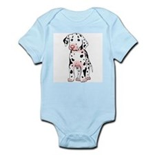 Dalmatian Puppy Cartoon Infant Creeper