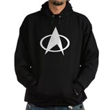 Star Trek Logo Hoodie