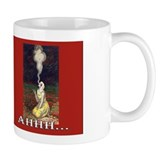 Retro Smoking Poster Mug